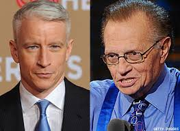 Larry King Wants to Marry Anderson Cooper! - COOPER_KINGX390