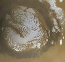 Файл:Martian <b>north</b> polar cap.jpg — Wikipedia