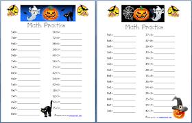 Halloween: Freebies (Math, Writing), Homemade Candy Corn Recipe ...HalloweenMath-mult-div
