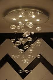 wall sconces bathroom lighting designs artworks:  bathroom light fixture modern bubble chandelier clear glass orbs ceiling pendant lighting light fixture