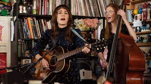 Video: Watch <b>Jenny Lewis</b> Play The Tiny Desk : NPR