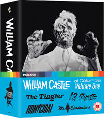 <b>WILLIAM CASTLE</b> AT COLUMBIA, VOLUME ONE - LE – Lime Wood ...