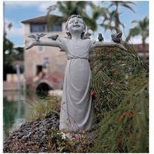 <b>Children Garden</b> Statues - Boy & Girl <b>Garden</b> Statues - Design ...