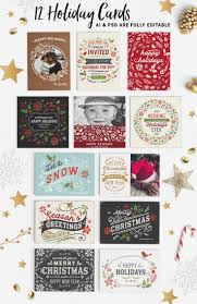 17 best images about ✏ happy holidays seasons greetings on retro holiday card kit bonuses
