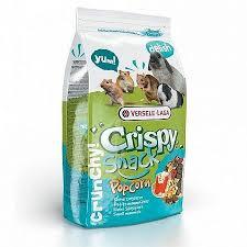 Купить <b>versele</b>-<b>laga crispy</b> snack popcorn дополнительный <b>корм</b> ...