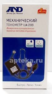 <b>Тонометр ua</b>-<b>200</b> механический - цена 1121 руб., купить в ...