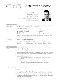 american cv template exons tk category curriculum vitae