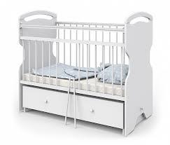 <b>Кроватка Атон</b> Мебель <b>Elsa</b> белый - купить в Казани по цене ...
