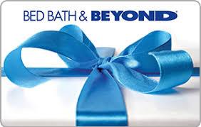 Bed Bath & Beyond eGift Cards - Home & Garden | eGifter