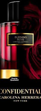 MARIA BONITA — <b>Carolina Herrera Burning Rose</b> | Parfum