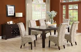 Dining Room Chairs With Casters And Arms Upholstered Dining Room Chairs With Wheels Oak Dining Chairs Oak