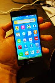 Смартфон Huawei Ascend P7: китайский марш-бросок в первый ...