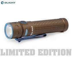 <b>Фонарь Olight Baton</b> Pro Desert tan | Купить фонари Олайт