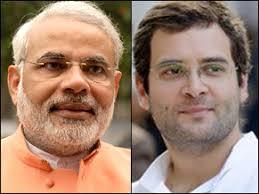 Image result for इमेज ऑफ़ राहुल गाँधी and मोदी