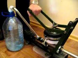 Самодельный <b>ручной водяной</b> насос / Homemade hand water pump
