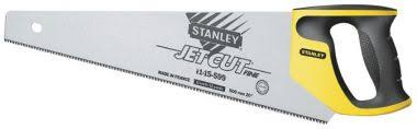 """<b>Ножовка</b> """"<b>Jet</b>-Cut Fine"""" с мелкими зубьями <b>STANLEY</b> 2-15-594 ..."""