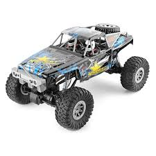 Only $57.99,buy WLtoys <b>104310 1 / 10 Electric 4WD</b> Double ...