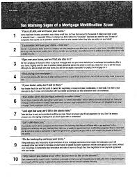 consumer tips for avoiding mortgage modification a page 1 page 2 page 3 page 4
