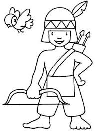 Small Picture Indians coloring page 9 INDIANS COLORING BOOK Pinterest
