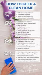 best ideas about house cleaning motivation deep how to keep a clean home handy planner and list cleaning tips hacks
