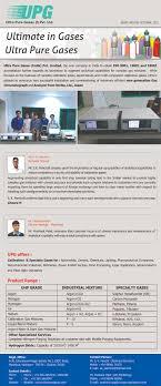 ultra pure gases i pvt lab development