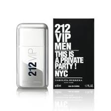 <b>Carolina Herrera 212</b> Vip Men 50ml EDTS | Duty Free Málaga ...