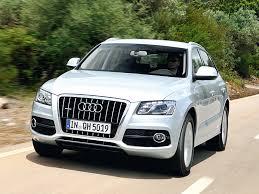 Тест драйв Audi Q5 - Энергетик (Q5 hybrid)