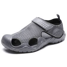 <b>IZZUMI</b> Men's <b>Summer</b> Sandals Slate Gray EU 46 Sandals Sale ...