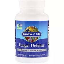 Garden Of Life Digestive Enzymes <b>Fungal Defense</b>