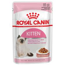 «Корм для кошек <b>Royal Canin Пауч</b> для котят Kitten instinctive ...