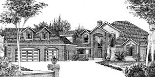 Country Luxury House Plan  Master On The Main  Bonus Car GarageCountry house plans  Luxury house plans  Master bedroom on main floor  Bonus room over garage  Daylight basement