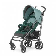 Детская <b>коляска</b>-<b>трость Chicco Lite</b> Way Top Stroller, с бампером в ...