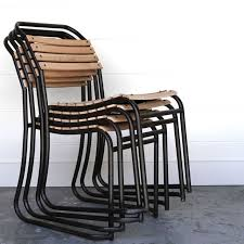<b>Stackable Outdoor Chair</b> | Outdoor chairs, Chair, Wooden slats