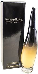<b>Donna Karan Liquid</b> Cashmere Black Eau de Parfum Spray, 100 ml ...