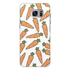 Чехол для Samsung Galaxy S7 Edge, объёмная печать <b>Морковки</b> ...