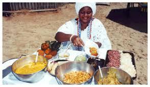 Resultado de imagem para a culinaria baiana