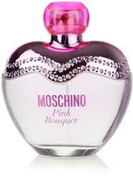 <b>Moschino Pink Bouquet туалетная</b> вода для женщин   notino.ru