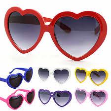 SEKINEW <b>New</b> love ladies <b>sunglasses cute heart</b> trend <b>heart</b> ...