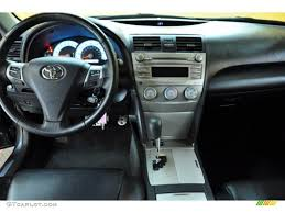 2010 Toyota Camry Se 2010 Toyota Camry Se V6 Dark Charcoal Dashboard Photo 49706073
