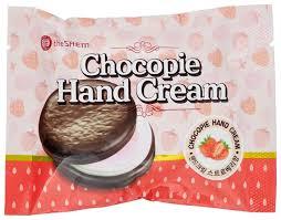 <b>Крем для рук</b> The Saem <b>Chocopie</b> Strawberry — купить по ...