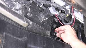 installation of a trailer wiring harness on a 2014 chevrolet Chevy Silverado Wiring Harness installation of a trailer wiring harness on a 2014 chevrolet silverado 2500 etrailer com chevy silverado wiring harness right rear