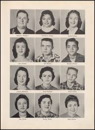 index of s q s for the bryson tx school yearbooks quinn mary sophomore picture 1959 0023
