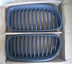 Инструкция по замене <b>решеток</b> радиатора BMW 5 серии F10