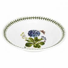 "<b>тарелка суповая 20</b> см ""Ботанический сад. <b>Примула</b>"""