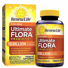Renew Life Ultimate Flora™ Probiotic Everyday ... - Fry's Food Stores