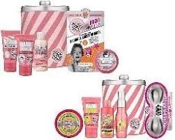 (Pack of 2) Soap & Glory Tin <b>Collection Gift Set</b> The <b>Original</b> Pink ...