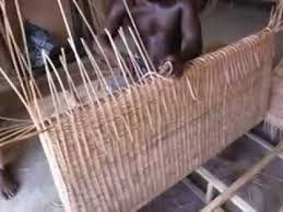 making cane and bamboo furniture lome togo west africa youtube building bamboo furniture