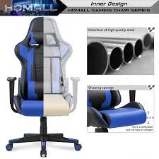 Free sample adjustable design gaming chair luxury leather leisure ...