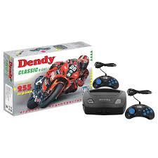 Купить Портативная <b>игровая</b> консоль <b>Dendy</b> Classic в каталоге ...