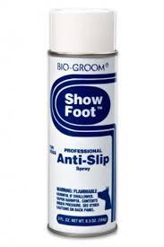 Био Грум <b>Спрей</b> для лап против скольжения <b>Show Foot</b> Anti-Slip ...